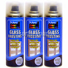 Glass Frosting Aerosol Spray Paint Can Security Privacy Decoration 300ml 1,2,3's