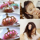 New Beauty Children's Baby Princess Crown Headdress Hairpin Hair Accessories