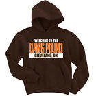 "Cleveland Browns ""Welcome to the Dawg Pound"" jersey Hooded SWEATSHIRT HOODIE $26.99 USD on eBay"