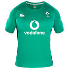 Canterbury Men's Ireland Rugby Vapodri Superlight Poly Tee - Green (2016-2017)