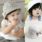 6-24 Month Baby Hat Newborn Baby cap Cute Infant Summer Toddler Baby Girl Hats
