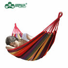 TONPAR Portable Outdoor Camping Hiking Canvas Hammock Tree Bed with Rope & Pouch
