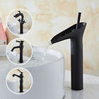 ORB Hot&cold Water Waterfall Basin Faucet Bath Faucet Sanitary Single Hole