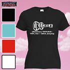 UKULELE Lady fit Tshirt. Dictionary definition in various colours Sizes XS-XL