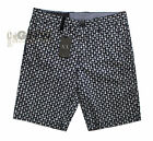 ARMANI EXCHANGE MEN'S 4 POCKETS PAINTED PINEAPPLE SHORT NAVY NEW Was £69.50