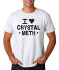 I Love Crystal Meth Shirt - Step Brothers / Breaking Bad Prestige Worldwide Tee