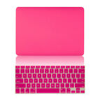 Matte Hard Case For Macbook Air Pro Retina 12 13  Laptop Case Keyboard Cover+LCD
