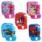 Disney / Character Insulated Vertical Lunch Bag Set with Snack Box Bottle