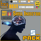 EVE Online Skill Injector 1-50 pack   PLEX and ISK   FAST & SAFE service! US