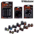Westone TRUE-FIT Foam Ear tips and STAR Silicone Eartips l USA Authorized Dealer