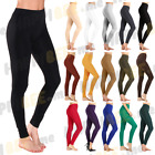 Women's Leggings Seamless Full Length Stretch Footless Socks Stockings Pant