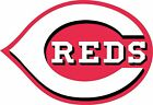 Cincinnati Reds - Vinyl Sticker Decal - Baseball MLB Full Color CAD Cut Car