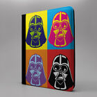 Star Wars Darth Vader Pop Aet Flip Case Cover For Apple iPad - A71 £19.95 GBP