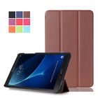 Stand Flip Leather Smart Cover Case For Samsung Galaxy Tab A 10.1 SM-T580 T585