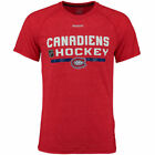 Men's Reebok Montreal Canadiens Center Ice Locker Room T-Shirt Red $30.0 USD on eBay