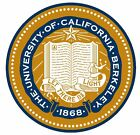 University Of California Berkeley Sticker / Decal R784