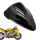 New Double Bubble Windscreen Windshield ABS for Honda CBR 600 F4i 2001-2007