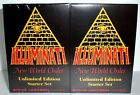 INWO ILLUMINATI New World Order card game 1995 Steve Jackson 2 Decks