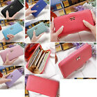 Kyпить New Fashion Lady Women Long Card Holder Case Leather Clutch Wallet Purse Handbag на еВаy.соm