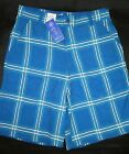BNWT BOYS SIZE 12 BOARDSHORTS SHORTS SURF CHECK PRINT NEW