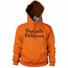 Pumpkin Princess Hoodie Womens Ladies Girls Halloween Costume Top Sweater 440