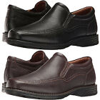 Rockport Mens Real Capital Slip On Casual Comfort Walking Loafers Dress Shoes