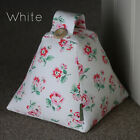 Handmade Fabric Door stop Doorstop (unfilled) Cath Kidston White Ashdown Rose