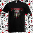 New IN THIS MOMENT Black Widow Metal Band Men's Black T-Shirt Size S to 3XL image