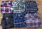 GREAT NORTHWEST BRAWNY MENS SOFT WARM COTTON FLANNEL SHIRT LIST $40