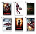 Deadpool - iPad Case - Choose - iPad 2/3/4 / AIR / AIR 2 / PRO / MINI 1/2/3/4