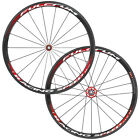Fulcrum Racing Speed XLR 35 Bright Label Tubular Wheelset - [Shimano/Campy 11S]