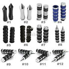 "Motorcycle 1"" Hand Grips For Harley Davidson Softail Heritage Classic FLSTC $16.55 USD"