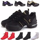 Внешний вид - Fashion Women Comfy Modern Jazz Hip Hop Dance Shoes Breathable Sneakers