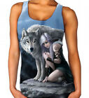 Anne Stokes PROTECTOR - Official Merchandise Women's Vest, XSmall to Plus Sizes