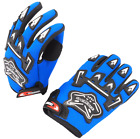 Kids Motocross & Cycling Gloves Off Road Bike Riding Racing Gloves Full Finger