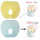 Soft Baby Infant Pillow Memory Foam Prevent Flat Head Cushion Sleeping Support