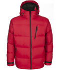 Trespass Mens Down Jacket - Water Resistant - Extra Warm Winter Autumn Jacket