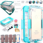 Waterproof Shockproof Dust-proof LifeProof Diving Case Cover for iPhone 7/7 Plus