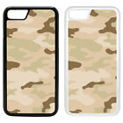 Army Camo Camoflage Printed PC Case Cover - Desert beige - S-G1259