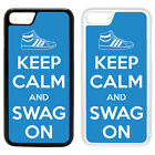 Funny Keep Calm Printed PC Case Cover - Swag - S-G1043