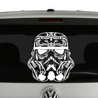 Sugar Skull Style Stormtrooper Star Wars Inspired Vinyl Decal Sticker $5.06 USD on eBay