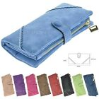 Kyпить Fashion Leather Wallet Button Purse Lady Long Women's Handbag Black Blue Red на еВаy.соm