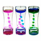 COLOURFUL LIQUID WATERFALL ILLUSION - CALMING SENSORY MOTION AUTISM TOY