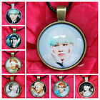 You Pick * Fashion Kpop BTS Bangtan Boys Silver Bronze Handmade Pendant Necklace