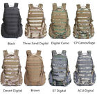 Backpack Rucksack Nylon Outdoor Military Tactical Camping Hiking Trekking Bag