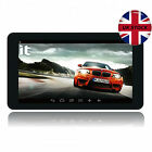 "NEW it® 10.1"" UK TABLET PC ANDROID FAST QUAD CORE 1GB HDMI WIFI - BLACK"