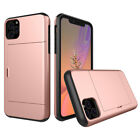 Cases Covers Skins - Shockproof Wallet Credit Card Pocket Holder Case Cover For IPhone X 8 7 6s Plus