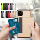 Shockproof Wallet Credit Card Pocket Holder Case Back Cover For iPhone 6 6s Plus