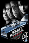Fast and the Furious FRIDGE MAGNET 6x8 Magnetic Movie Poster CANVAS Print