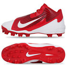 Nike Men's Swingman Legend MCS Baseball Cleats Shoes Red/White 807123-610